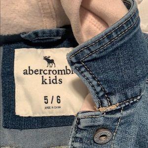 Abercrombie & Fitch Jackets & Coats - Abercrombie kids jean jacket